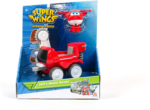 Super Wings - Jett's Moon Rover