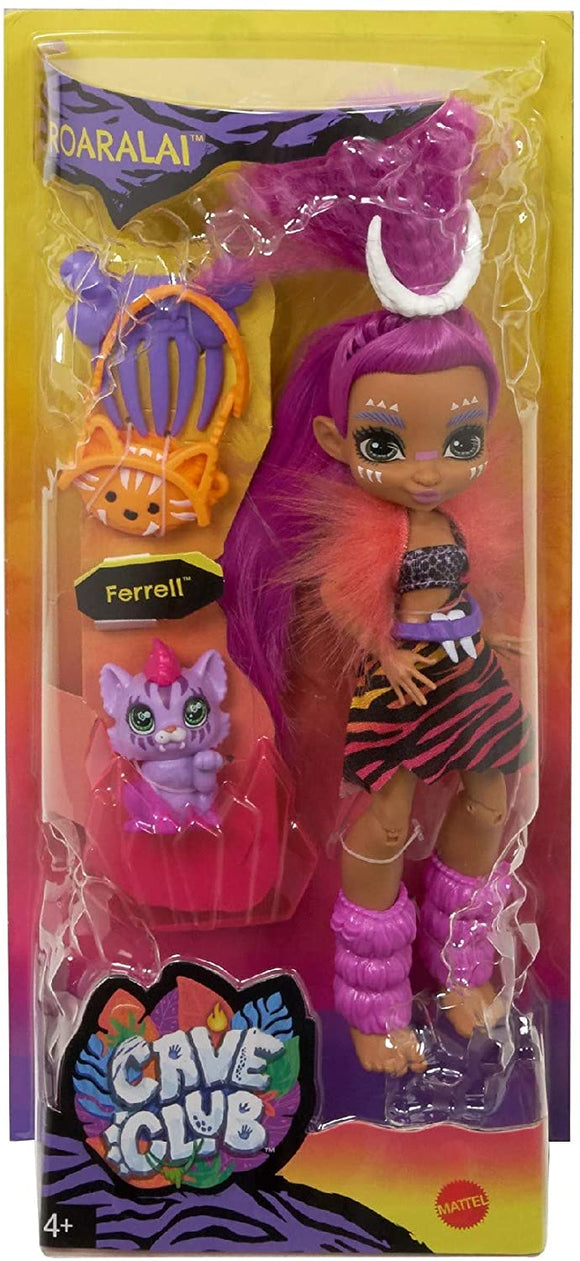 Barbie - Cave Club Roaralay Doll