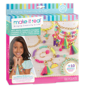 Make It Real -  Neo Brite Chains & Charms