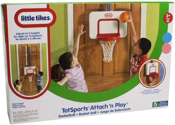 Little Tikes - Attach'n Play Basketball