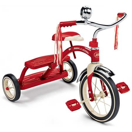 Radio Flyer - Classic Red Dual Deck Tricycle