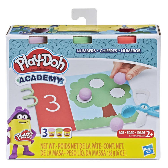 HASBRO PlayDoh - Basic Tools Numbers