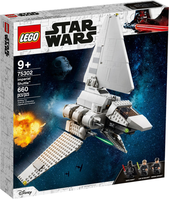 LEGO Starwars/75302/ - Imperial Shuttle
