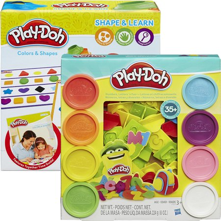 HASBRO Playdoh -  NUMBERS LETTERS N FUN