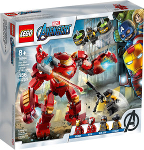 LEGO Marvel/76164/ - Iron Man Hulkbuster versus A.I.M. Agent