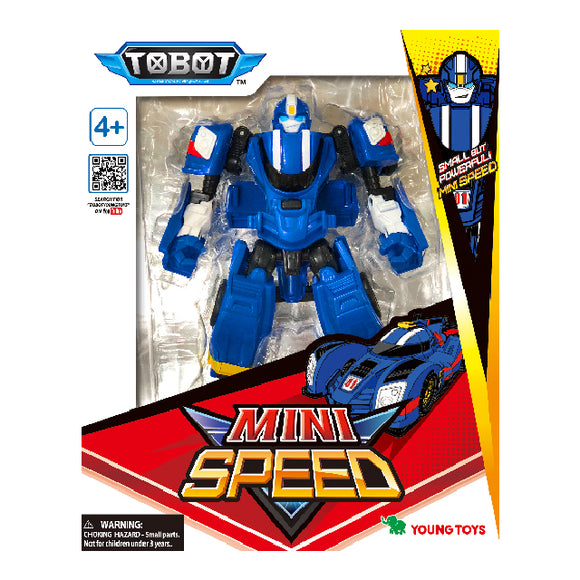 Tobot Galaxy Detectives - Mini Speed