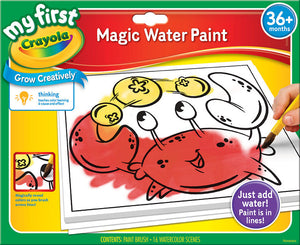 Crayola - Magic Water Paint