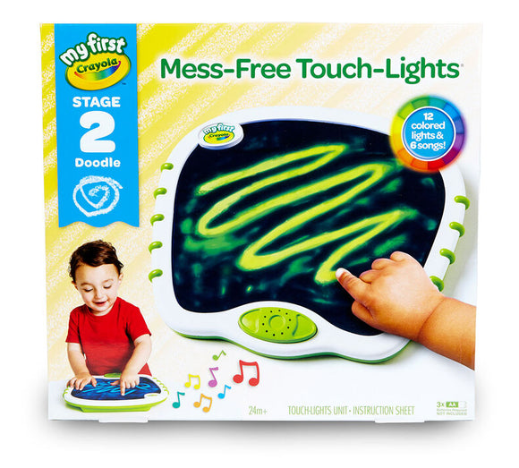 Crayola - My First Crayola Touch Lights