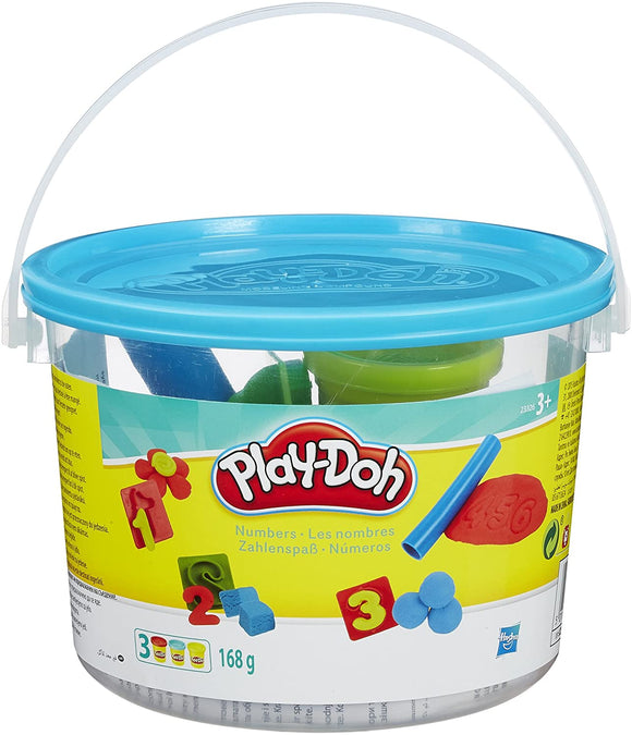 HASBRO PlayDoh - Mini Counting Bucket