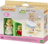 Sylvanian Families - Baby Bath Time