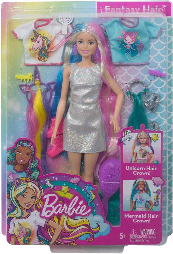 Barbie - Fantasy Hair Doll