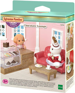Sylvanian Families - Chocolate Lounge
