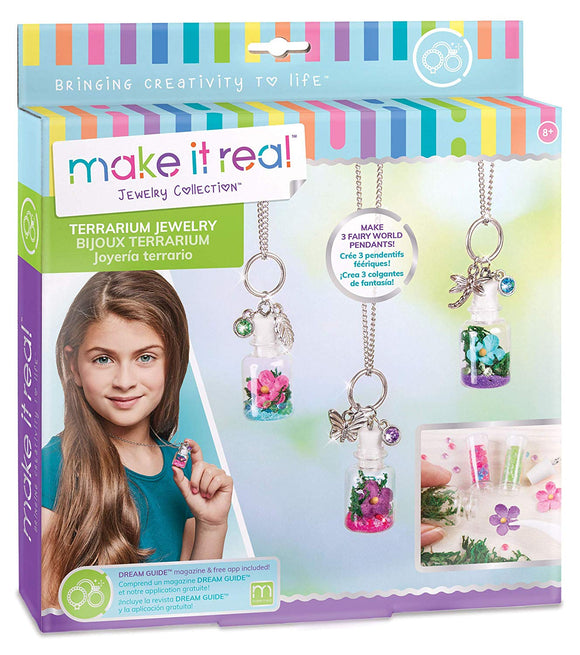 Make It Real - Terrarium Jewelry