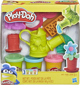 HASBRO PlayDoh - Growin' Garden Toy Gardening Tools