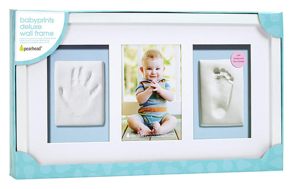 Pearhead - Babyprints Deluxe Wall Frame