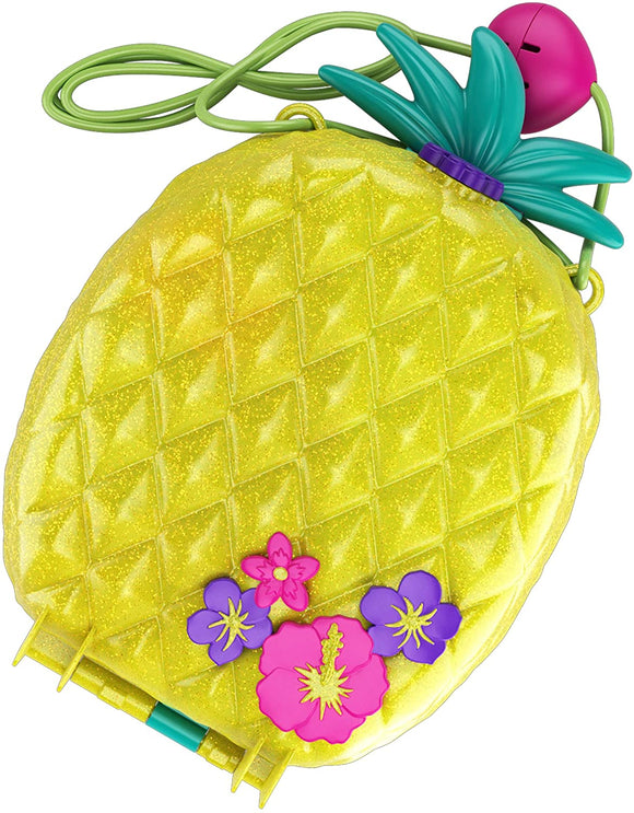 Barbie - Polly Pocket Tropicool Pineapple Purse