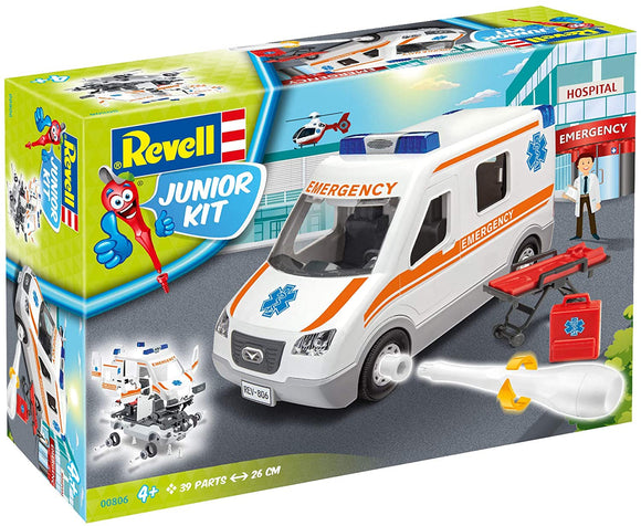 Revell - Ambulance