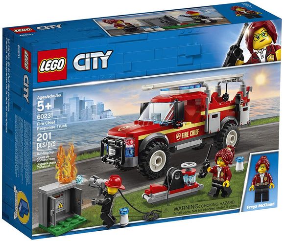 LEGO City/60231/ - Fire Chief Response Truck