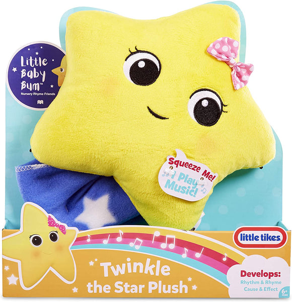 Little Tikes - Little Baby Bum Twinkle Plush