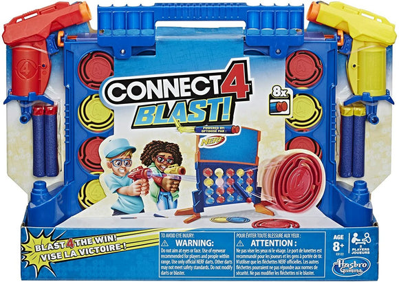 HASBRO Games - Connect 4 blast