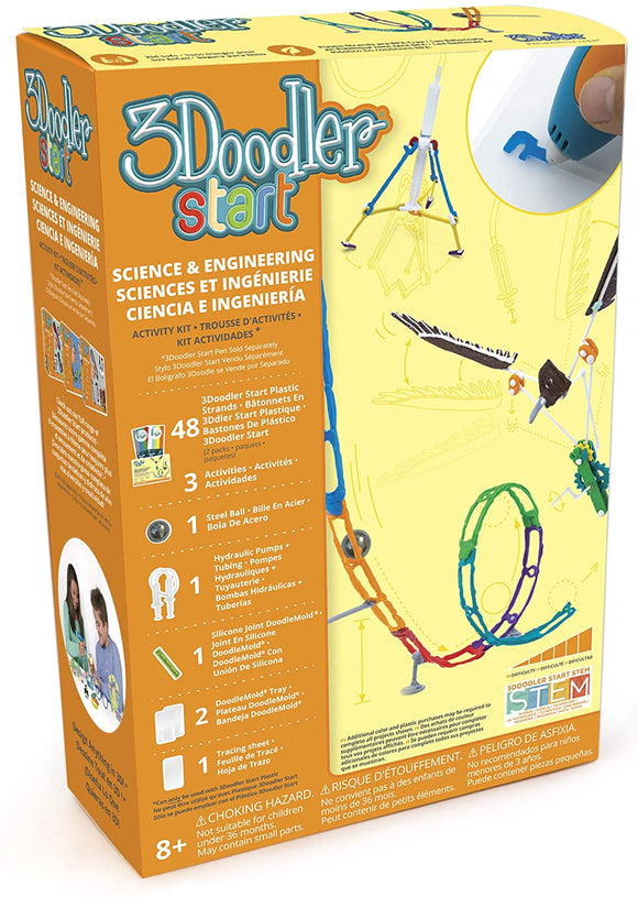 3Doodler Start - Science & Engineering Activity Kit