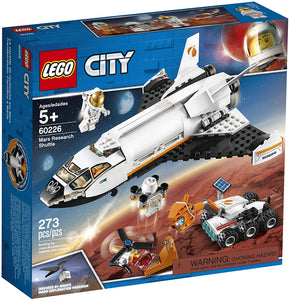 LEGO City/60226/ - Mars Research Shuttle