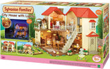 Sylvanian Families - City House with Lights