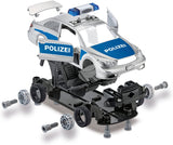 Revell - Police Car With Figure