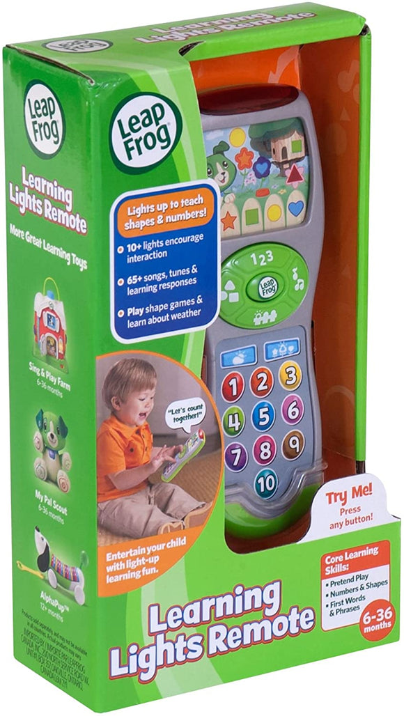Leapfrog - Scout's Learning Lights Remote