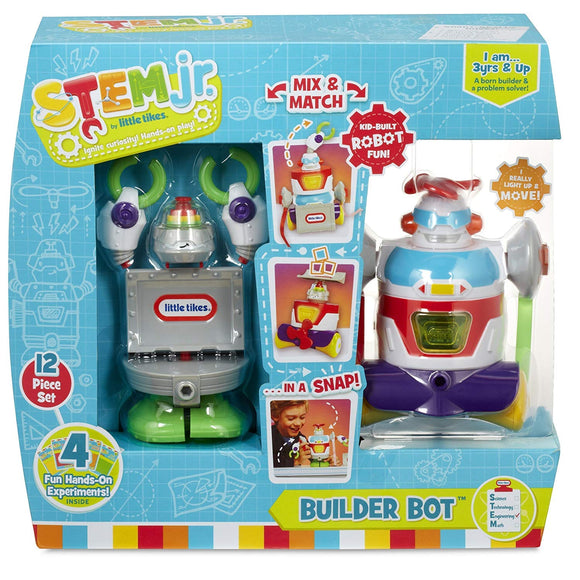 Little Tikes - Builder Bot