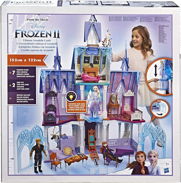 HASBRO Frozen - Ultimate Arendelle Castle /Том/