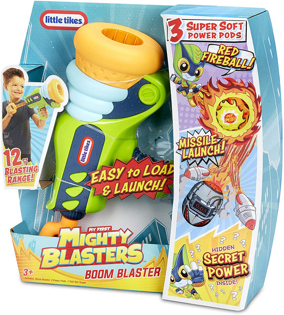 Little Tikes - My First Mighty Blasters Boom Blaster