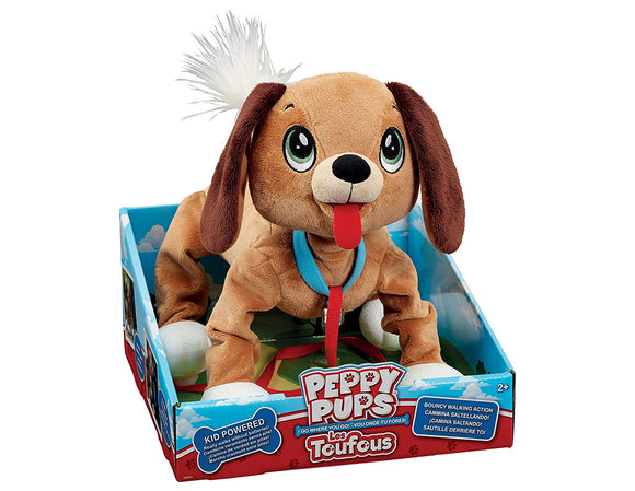 Peppy Pets - Brown Dog