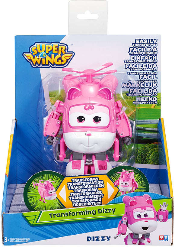 Super Wings - Transforming Dizzy