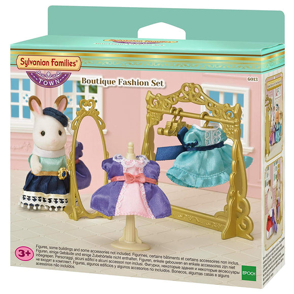 Sylvanian Families - Boutique Fashion Set