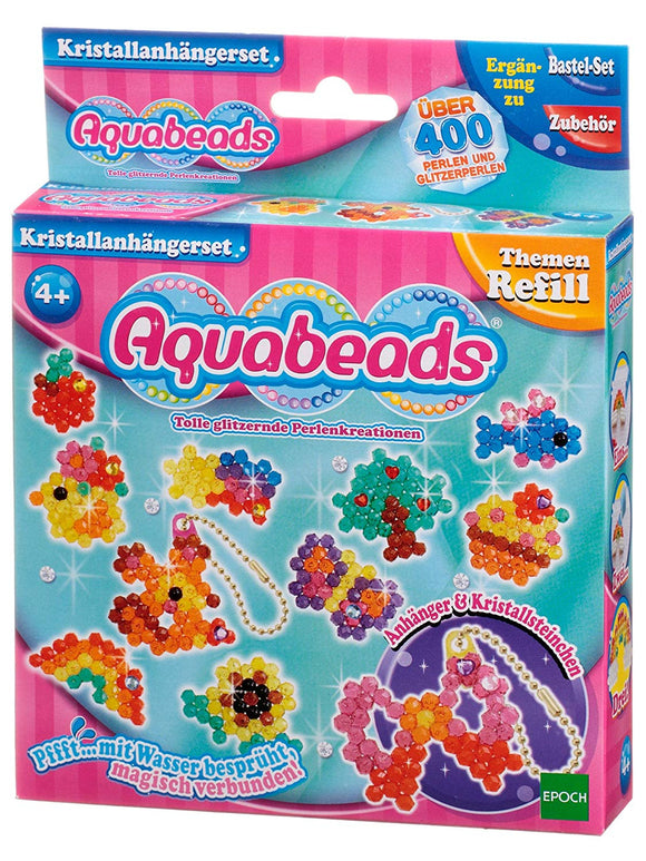 Aquabeads - Crystal Charm Set