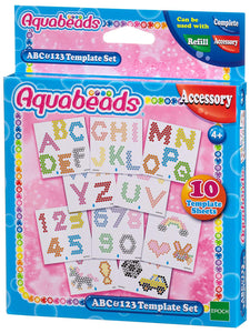 Aquabeads - ABC & 123 Set