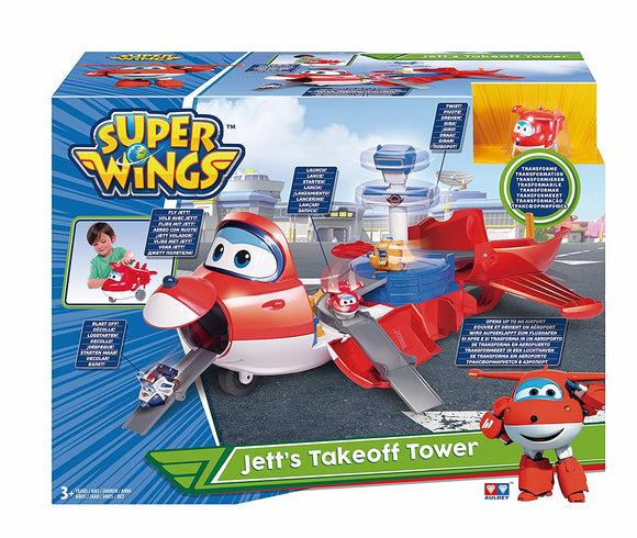 Super Wings - Jett's Take off Tower