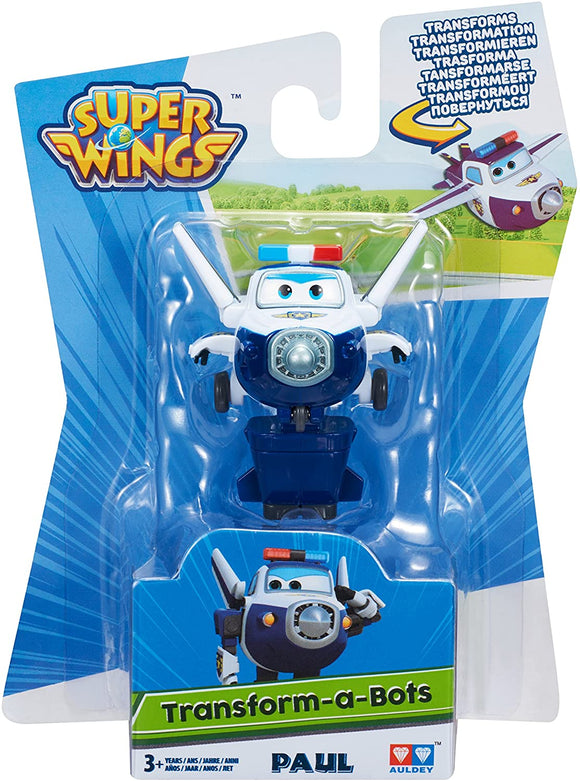 Super Wings - Transform A Bots