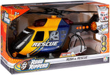 Road Rippers Rush & Rescue - Rescue Helicopter