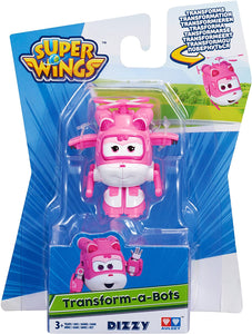 "Super Wings - Transform A Bots ""Dizzy"""
