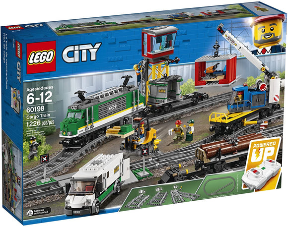 LEGO City /60198/ - Cargo Train