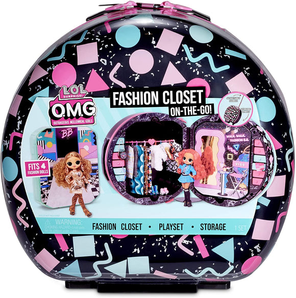 L.O.L Surprise! - O.M.G. Fashion Closet