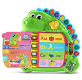 Leapfrog - Dino's Delightful Day Book