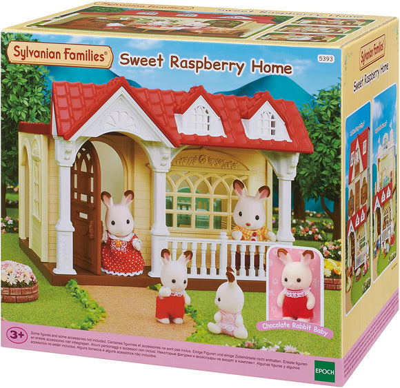 Sylvanian Families - Sweet Raspberry Home