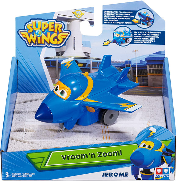 Super Wings - Vroom n' Zoom