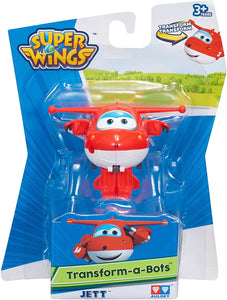 "Super Wings - Transform A Bots ""Jett"""