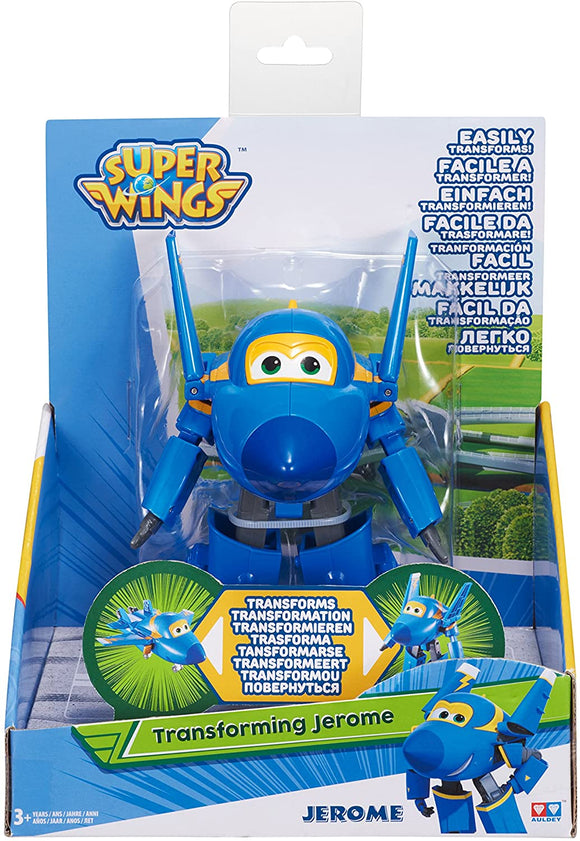 Super Wings - Transforming Jerome