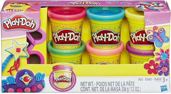 HASBRO PlayDoh - Sparkle Compound Collection
