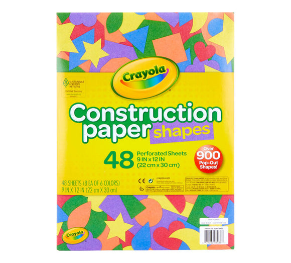 Crayola - Construction Paper